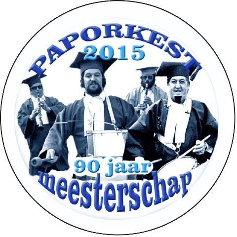Paporkest Button