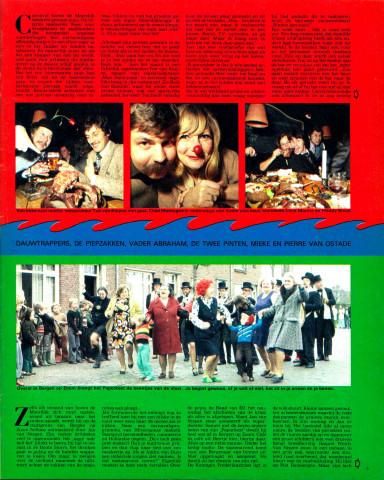 Paporkest in de Televisier - Artikel Pagina 2