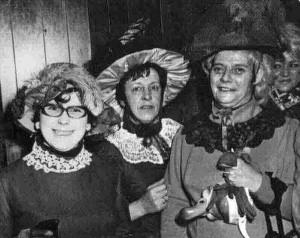 de Dames van die tijd
